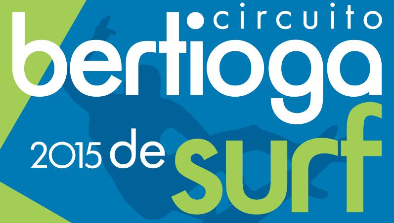 Circuito Bertioga de Surf 2015.