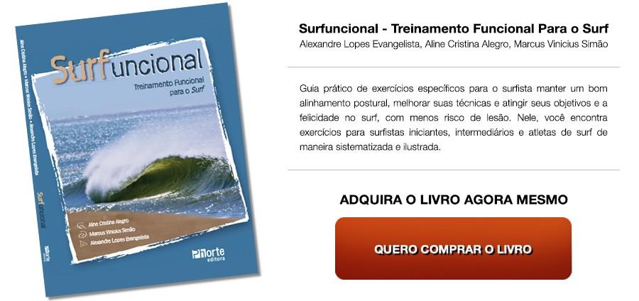 O Livro - Surfuncional Treinamento Funcional para o Surf